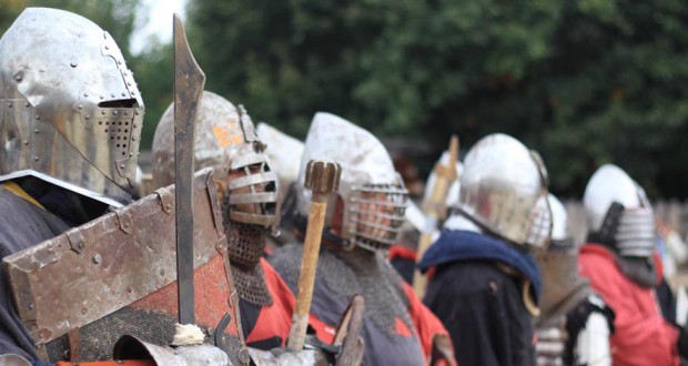 The Grand Final of the Knight Tournament will be held on Saturday near Kyiv