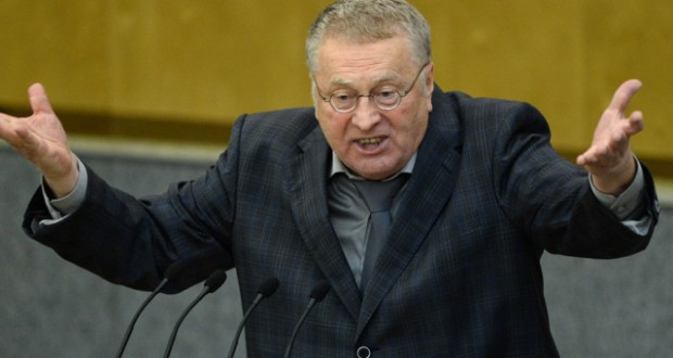 Russian MP Vladimir Zhirinovsky suggests destroying Istanbul with a nuclear strike