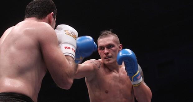 Oleksandr Usik will fight vs Pedro Rodriguez on 12 December