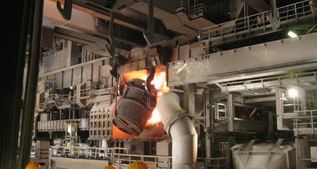 Ukraine returned to the top 10 world crude steel manufacturers