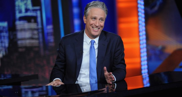 Jon Stewart signed a contract with HBO