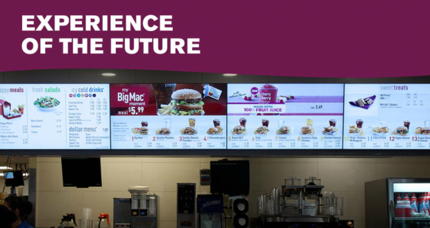 McDonald's starts to recommend food based on the weather