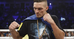 Oleksandr Usyk knocked out Pedro Rodriguez