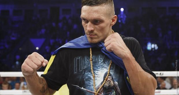 Oleksandr Usyk knocked out Pedro Rodriguez