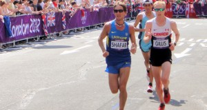 Ukrainian athletes Olena Shurkhno and Vitaliy Shafar won Macao Galaxy Entertainment International Marathon