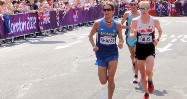 Ukrainian athletes Olena Shurkhno and Vitaliy Shafar won Macao Galaxy Entertainment International Marathon