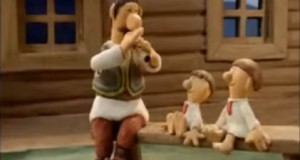 "Ukrainian animated film ""Poverty"""
