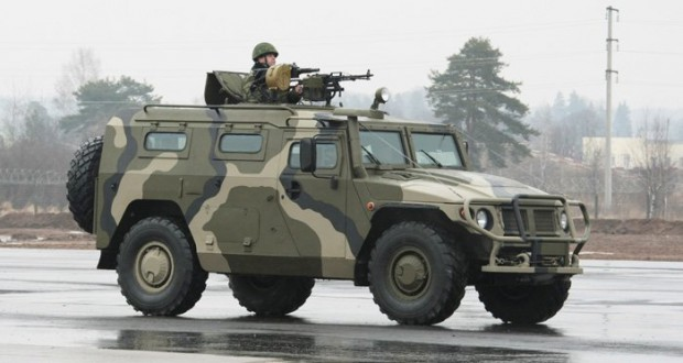Ukrainian State Concern Ukroboronprom is ready to replace Soviet military equipment