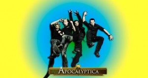 Apocalyptica performed Ukraine's anthem at the concert in Kyiv