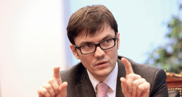 Ukrainian Minister of Infrastructure Andriy Pivovarskyi resigned