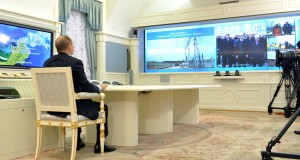 The launch of the second line of the energy bridge left Crimea without landline communication