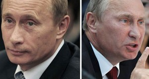 Putin said he has no doppelgangers