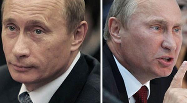 Putin said he has no doppelgangers