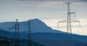 Breakdown on the power line caused rolling blackouts in Crimea
