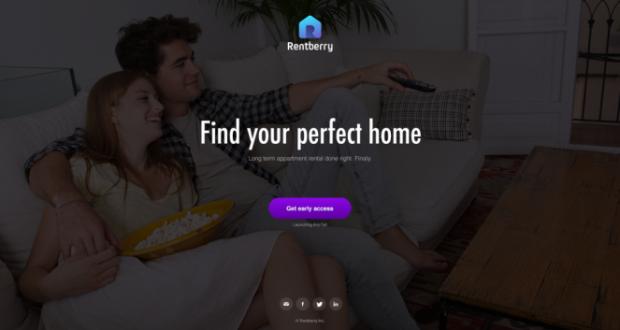 Ukrainian startup Rentberry raised $845,000 investment