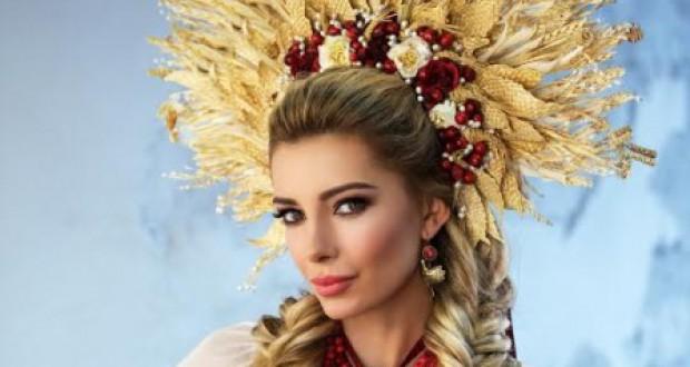 Anna Vergelskaya is Miss Ukraine Universe 2015
