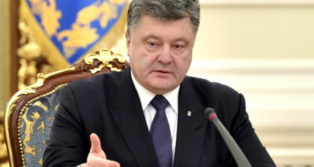 Ukrainian President Petro Poroshenko said that most of state enterprises must be privatized