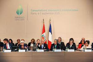 A landmark climate change deal reached in Paris