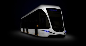 Ukraine modernizing tram cars