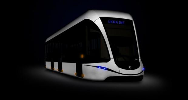 Ukraine modernizing tram cars