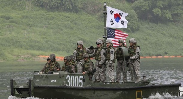 The U.S. and South Korea are holding talks on deployment further strategic U.S. assets to the peninsula