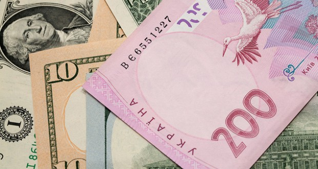 Ukrainian hryvnia is world's third undervalued currency