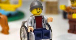Lego made the first wheelchair-using minifigure