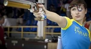 Ukrainian athlete wins European Championship in 10m air pistol