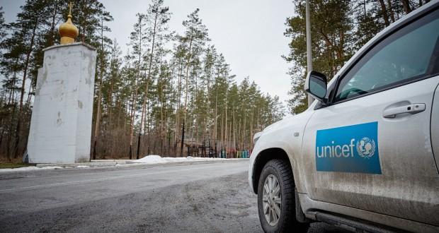UNICEF calls for access to 500,000 children in eastern Ukraine