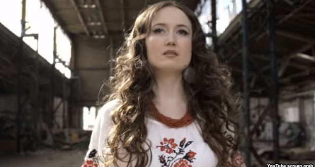 United Ukraine - Free Ukraine: a singer from Germany dedicates her song to the Heaven's Hundred
