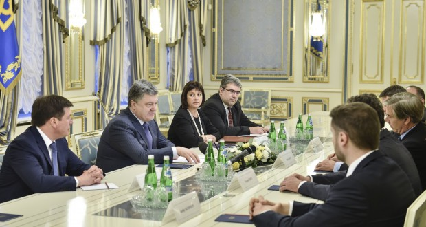 Ukrainian President says no time for parliamentary elections