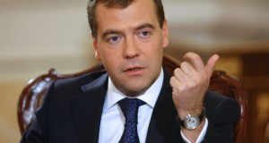 Russian PM: We Are in 'a New Cold War'
