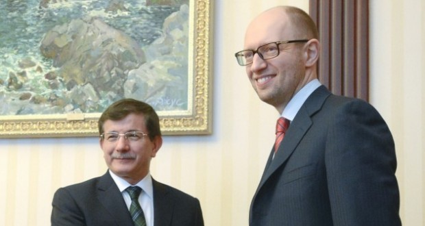 Ukraine and Turkey to resume free trade area negotiations in March
