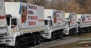 Russia sends 49th humanitarian convoy to Donbas