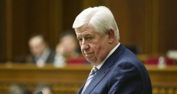 Prosecutor General of Ukraine submitted letter of resignation to the president