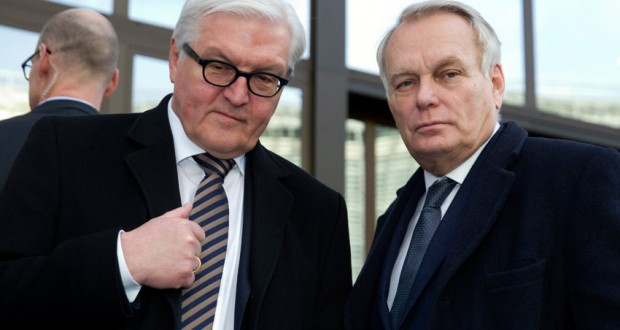 German, French Foreign Ministers to visit Ukraine on 22-23 February
