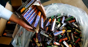 Mars recalls chocolate products in 55 countries