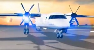 Antonov State Enterprise presented a video of a new Ukrainian multi-purpose transport aircraft An-132
