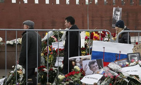 Russian State Duma refused to honor the memory of Boris Nemtsov, murdered a year ago
