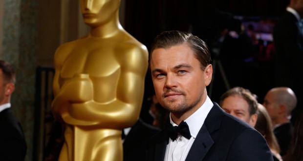 Leonardo DiCaprio finally wins his first Oscar