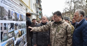 Ukrainian President: Peace and restoration of Ukrainian sovereignty essential for Donbas revival