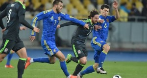 Ukraine defeats Wales 1:0 in a friendly match