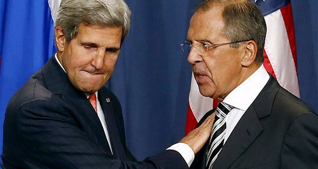 U.S. Secretary of State arrived in Moscow for talks on Ukraine, Syria