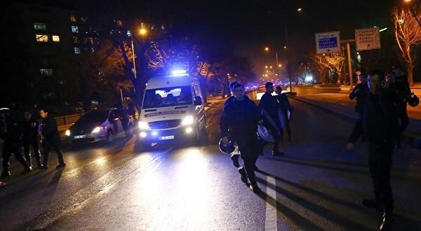 Ankara blast: at least 37 people killed, 125 wounded