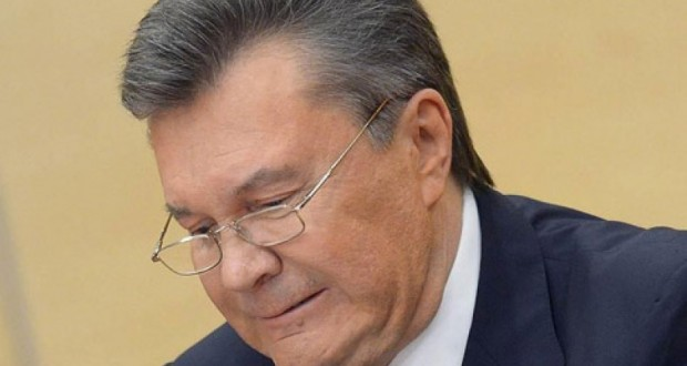 EU extends sanctions against Ukraine's ex-President Yanukovych and his associates