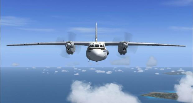 An-26 cargo plane crashed off Bangladesh coast