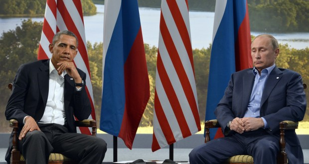 """Barack Obama: Russia's position in the world """"significantly diminished"""""""