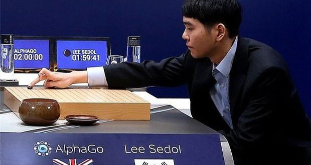 Google's AlphaGo AI wins Go series 4-1
