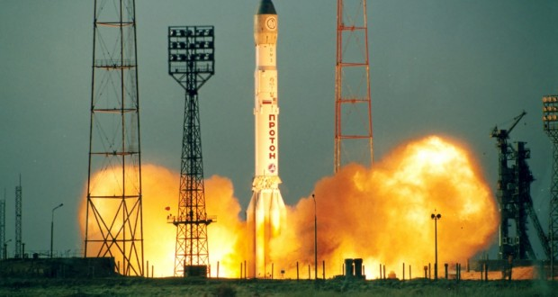 ExoMars mission: ESA launched mission two robotic spacecrafts to Mars on Russian Proton rocket