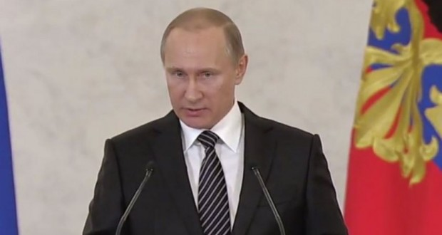 Putin: Russia could redeploy forces in Syria within hours if needed